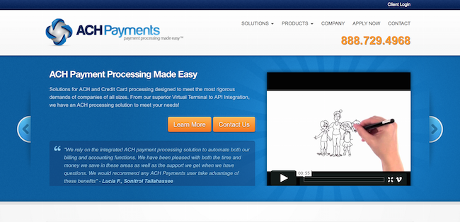 ACHPayments