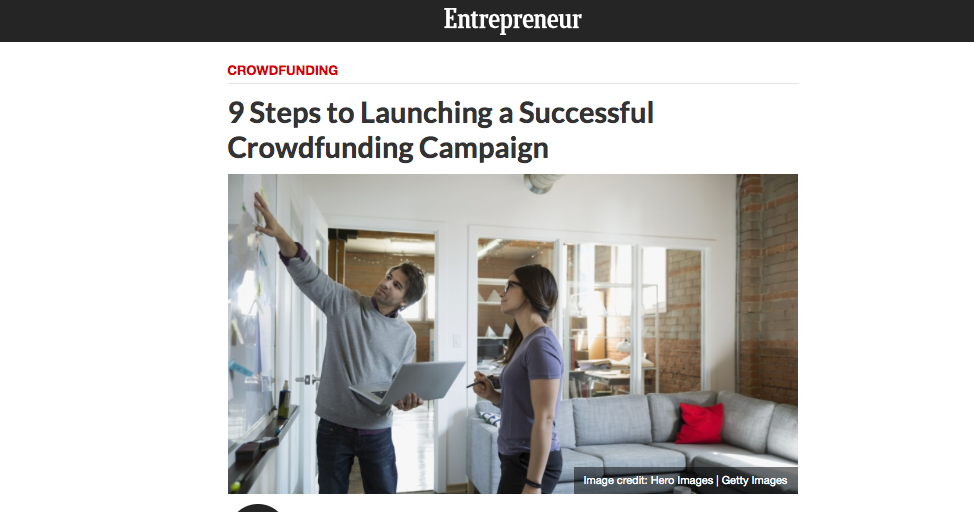 HowToLaunchSuccessfulCrowdfundingCampaignEntrepreneur