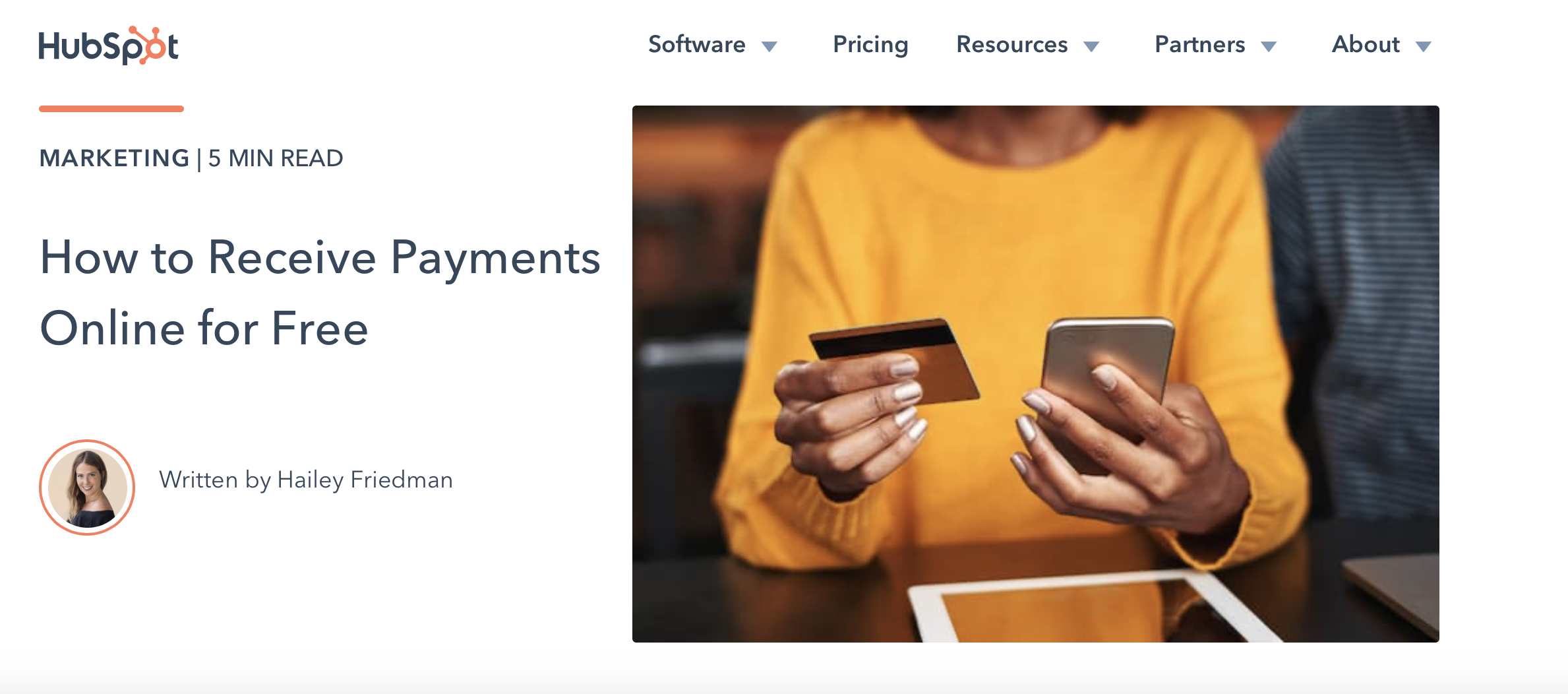 Online Payment Processing Providers