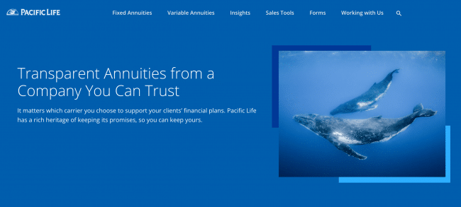 Pacific Life Annuity You Can Trust